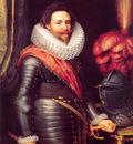 Portrait of Frederick Hendrick Prince of Orange Nassau