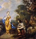 Mijtens Jan Young couple as Granida and Daifilo Sun