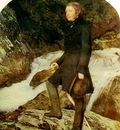 portrait of john ruskin