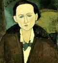 Modigliani Elena Pavlowski, 1917, 64 8x48 9 cm, The Phillips