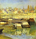 Claude Monet The Seine at Asnieres La Seine O Asnieres