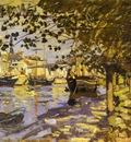 Claude Monet The Seine at Rouen La Seine a Rouen