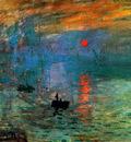 Monet Claude Impression sunset Sun