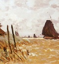 Monet Claude Mill the Oosterkattegat Sun