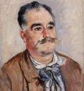 Monet Monsieur Cogneret, 1880, Barnes foundation