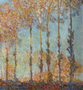 Monet Poplars on the Epte