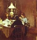 Monet The Dinner