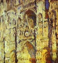 Monet The Rouen Cathedral