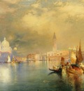 Moonlight in Venice, Moran 1600x1200 ID 8188 PREMIUM