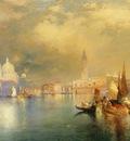 Moonlight in Venice, Moran 1600x1200 ID 8188 PREMIUM
