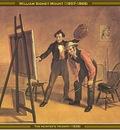 william s mount the painters triumph 1838 po amp