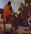 Bartolome Esteban Murillo The Departure of the Prodigal Son