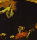 Bartolome Esteban Murillo The Dream of the Patrician