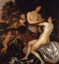 Mytens Jan Venus and Adonis