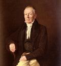 Neder Johann Michael Portrait Of Franz Purschka