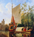 Nuyen Wijnand The boat trip Sun