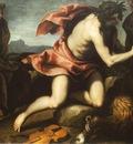 Palma Giovane Apollo and Marsyas 2 134x195 cm, Herzog Anton