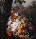 Palmyre van MarckeRobert Julie Flowers and fruit Sun
