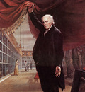 JLM 1822 Charles Peale Artist in His Museum