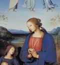 Pietro Perugino The Virgin Child, De