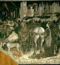 Pisanello St George and the Princess of Trebizond, 1422 38,