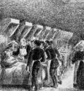 Pissarro Camille In the hospital