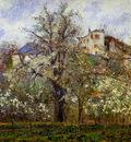 Pissarro Camille Springtime in Pontoise