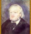 po par 163 portrait de richard wagner