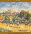 po par 207 la montagne sainte victoire 1888