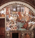 Raffaello Stanze Vaticane The Coronation of Charlemagne