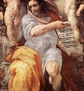 Raffaello The Prophet Isaiah