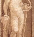 Raffaello Stanze Vaticane The School of Athens detail [09]
