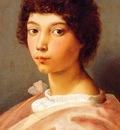 Raphael Portrait of a Young Man 1515 end