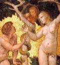 Raphael Stanza Della Segnatura Adam and Eve