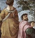 Raphael The Parnassus detail6