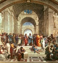 the school of athens, raphael, 1509 11 1600x1200 id