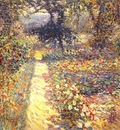 raphael the garden c1912