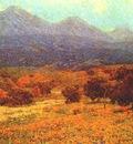 redmond california poppy field