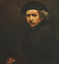 REMBRANDT SELF PORTRAIT 1659 NG WASHINGTON