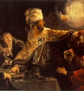 rembrandt the feast of belshazzar c1635 ng london bredius
