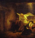 Rembrandt St  Josephs Dream