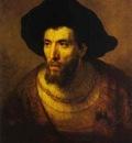 Rembrandt The Philosopher