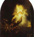 Rembrandt The Resurrection of Christ