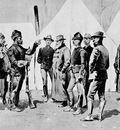 Fr 046 General Carr Receiving the Report of a Scout FredericRemington sqs