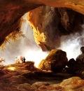 Remond Jean Charles Joseph La Grotte De Neptune A Tivoli