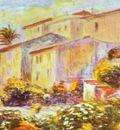 Pierre Auguste Renoir House at Cagnes