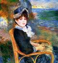 Renoir Pierre August Au bord de la Mer Sun