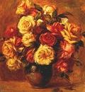 renoir bouquet of roses c1909