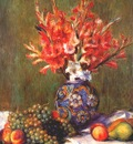 renoir flowers and fruit