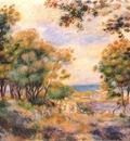 renoir landscape at beaulieu